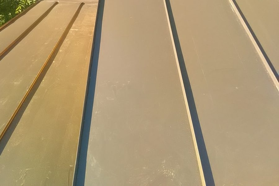Kvaliteetne katus plekk-katus