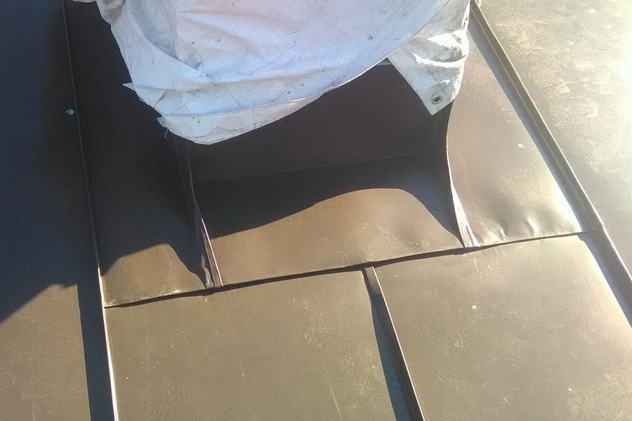 Kvaliteetne katus valtsplekk-katus