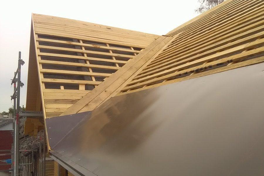 Plekk-katus mis kestab sajandi