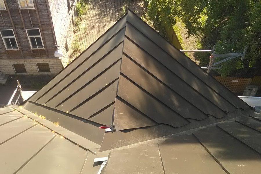 TH Katused OÜ pakub parimat valtsplekk-katust