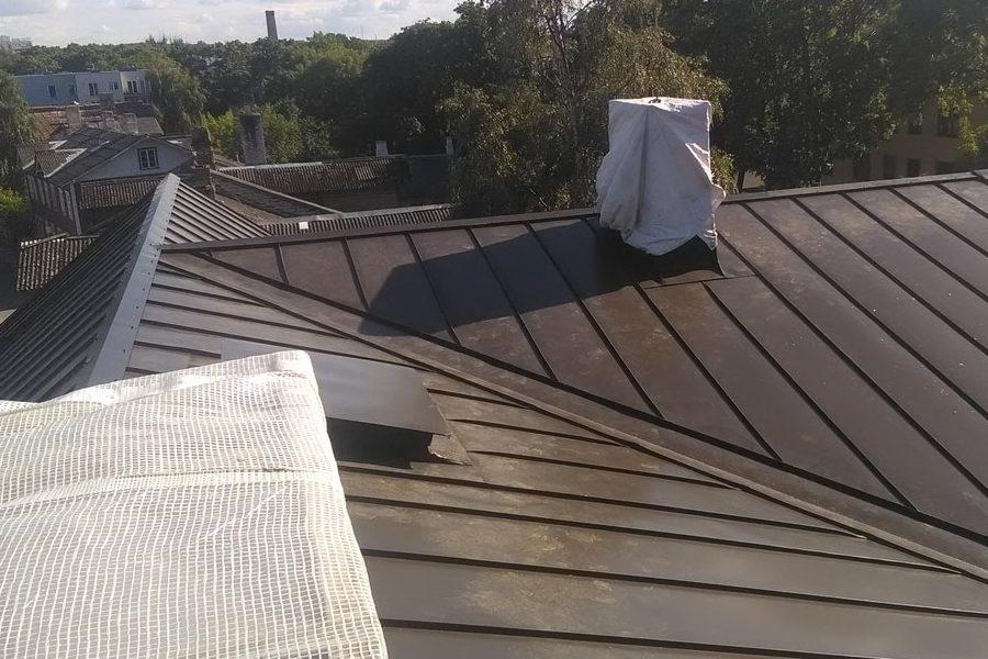 TH Katused valtsplekk-katus