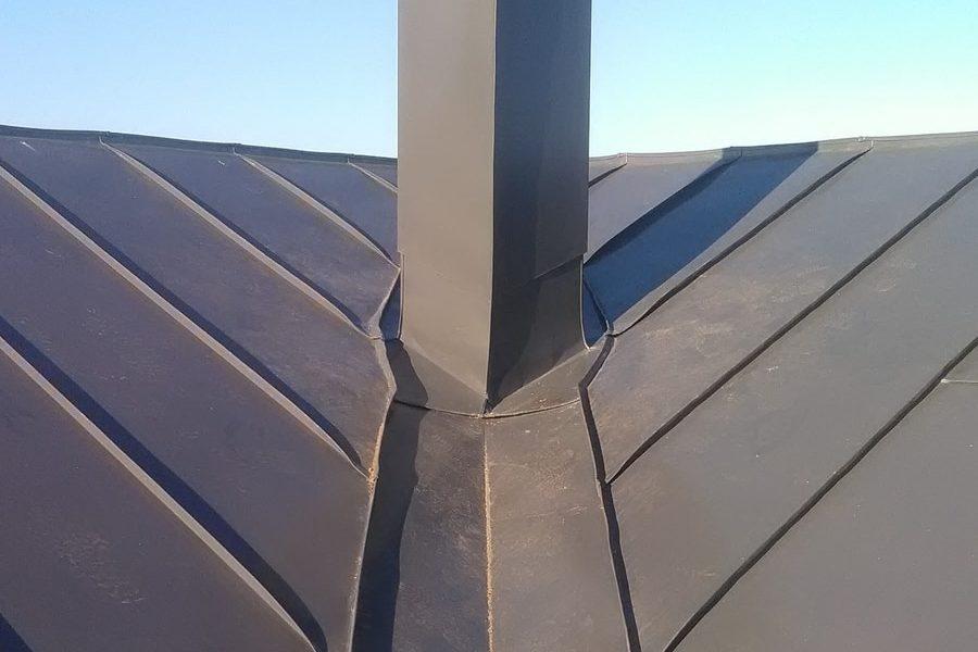 Valtsitud katus teostas TH Katused OÜ