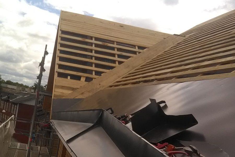 Valtsplekk-katuse hind küsi meilt TH Katused OÜ