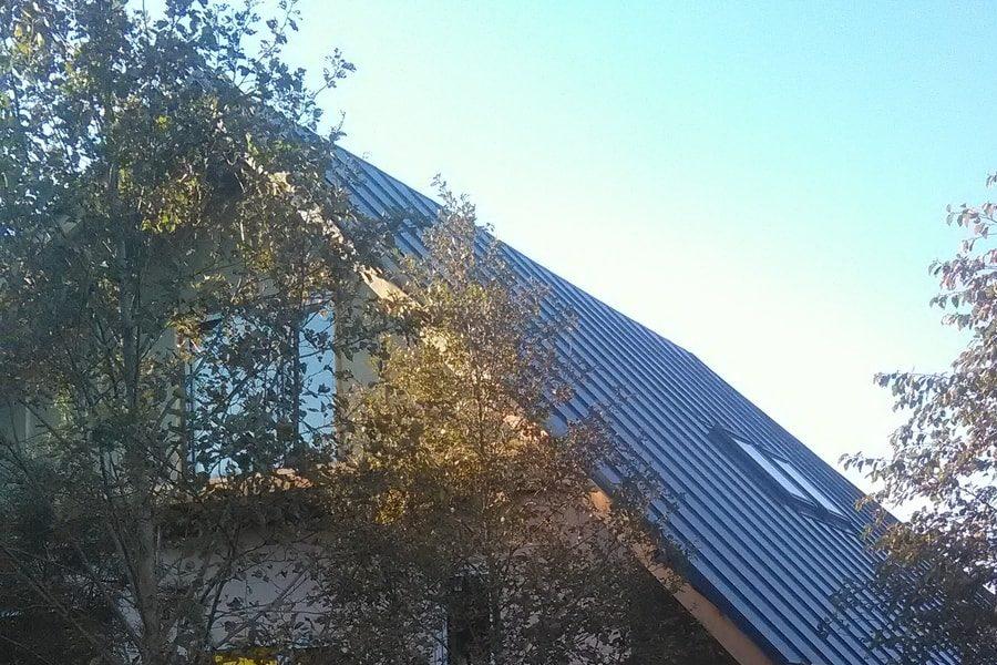 Vastupidavaim katus on valtsplekk-katus