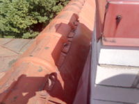 Vintskapi katuse ehitus 2