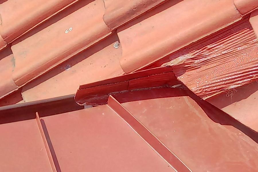 Vintskapi katuse ehitus 4