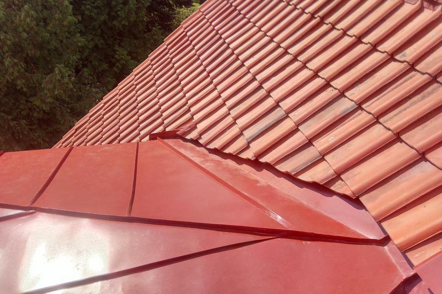 Vintskapi katuse ehitus 5