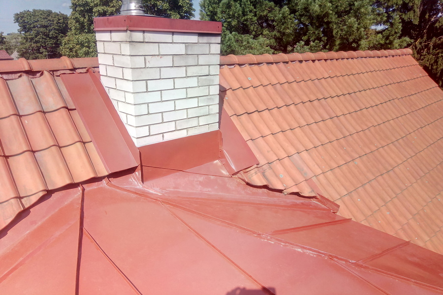 Vintskapi katuse ehitus 8